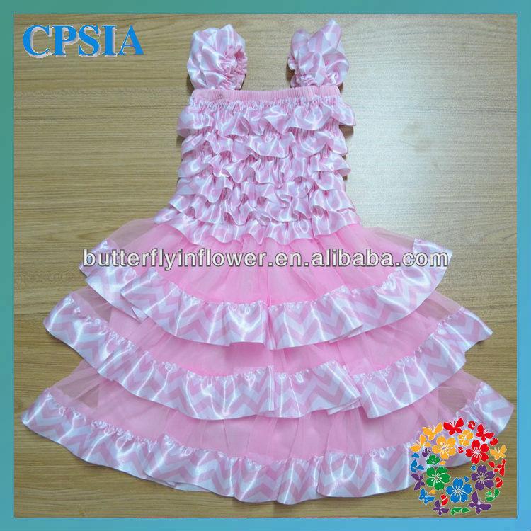 White Dot Children's Birthday Dresses Latest Design Baby Clothes ...