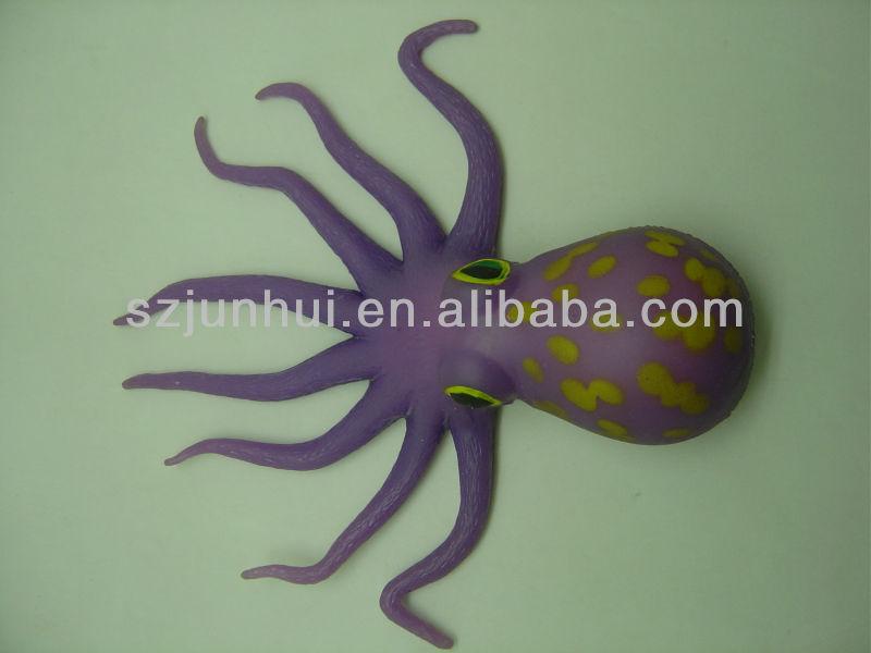 Squishy Sea Animal Toys : Lifelike Sea Animals Squishy Octopus 2015 New Toys For Kid - Buy 2015 New Toys For Kid,Magic ...