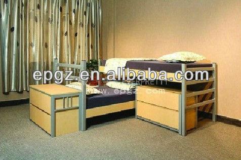 nios escritorio doble cama muebles sala de nios cama para nios muebles de dormitorio