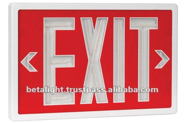 Self Luminous Aircraft Exit Signs Buy Self Luminous