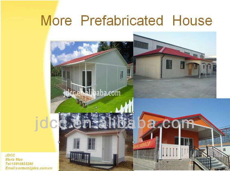 Light steel prefab house manufacturer buy underground for Prefabricated underground homes