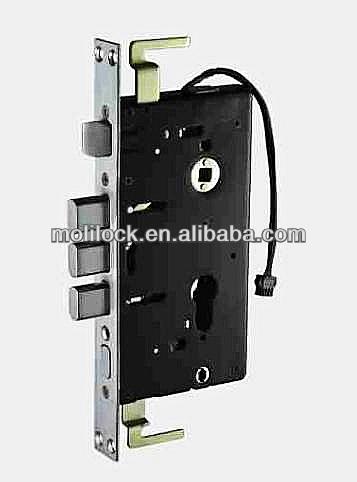 Electric Garage Door Lock