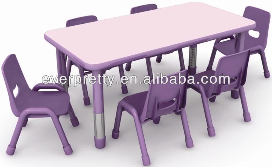 Stoel Voor Kind : Voorschoolse meubels voorschoolse tafel en stoelen kind tafel en