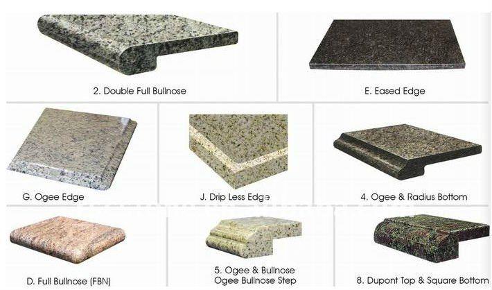 Great Lowes Granite Countertops Colors
