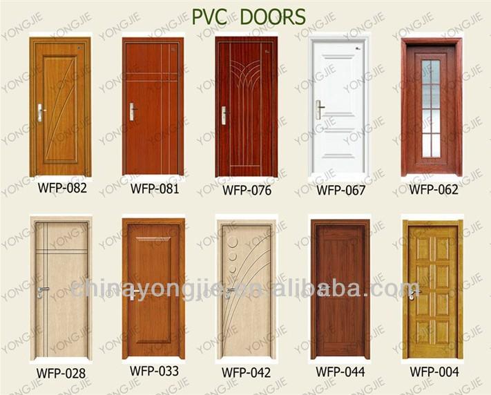 Turkey wpc pvc door window buy wpc pvc door window top for Pvc bathroom door designs
