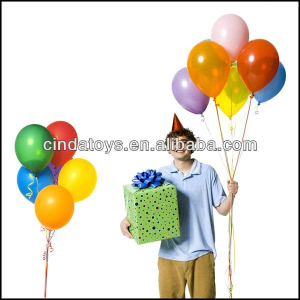 Small water balloon birthday party balloon decorations for Water balloon christmas decorations