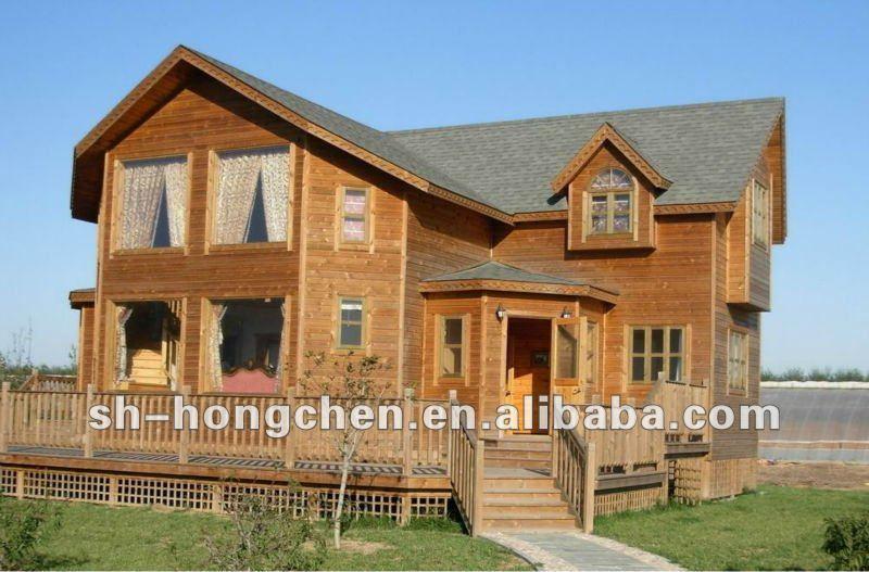 Best Seller Cheap Modern Prefab Wood House Kit Homes For