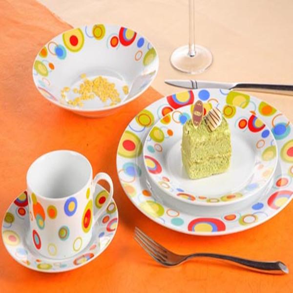 Corelle Dinnerware Luxury Dinner Set Microwave Safe