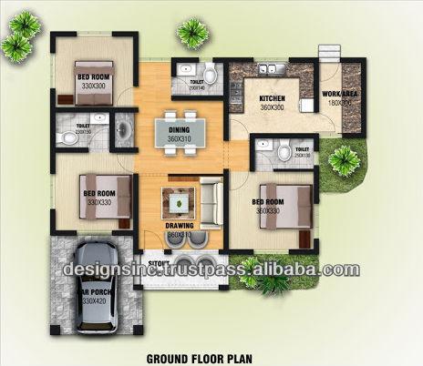 3D Home Plans Design And Development Part 55