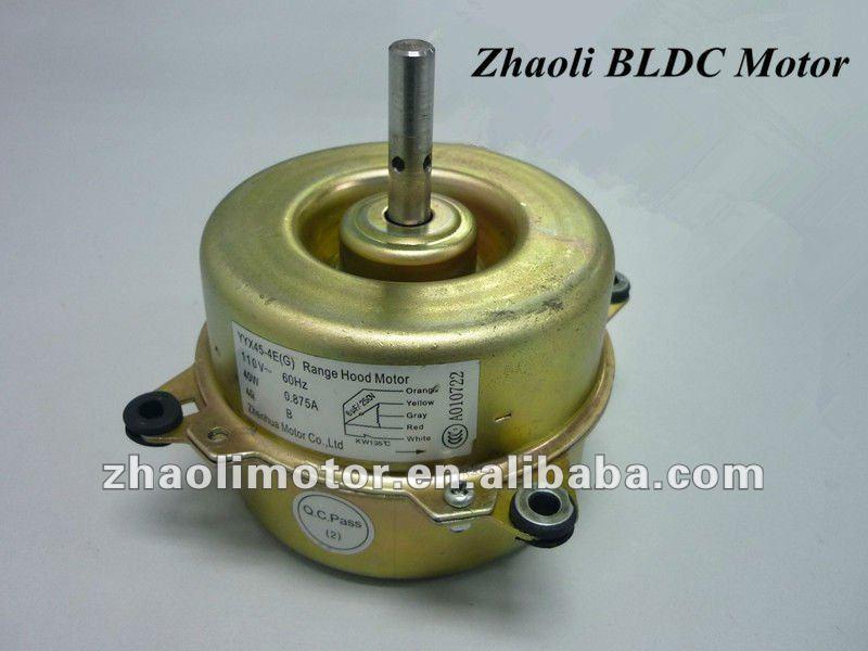 High Torque Dc Electric Motor Brushless Dc Motor For Range