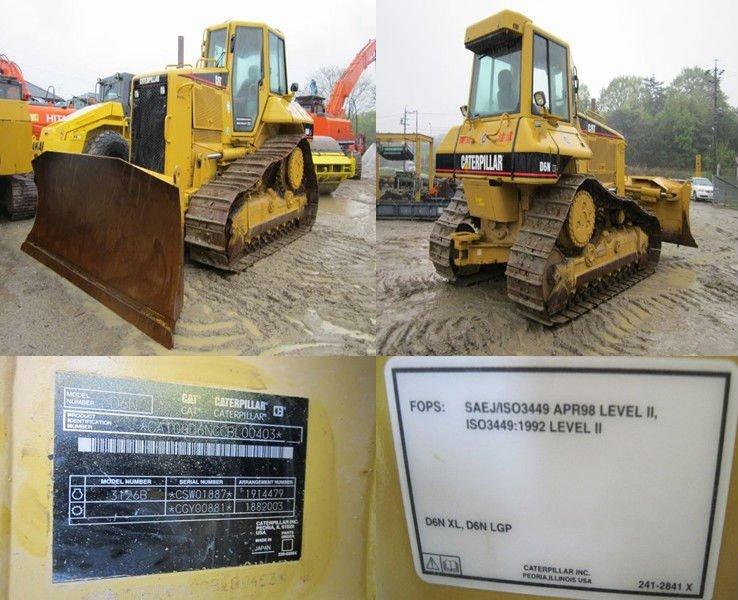 Bulldozer Digunakan Caterpillar D6n Xl - Buy Bulldozer Digunakan  Caterpillar D6,Digunakan Caterpillar D6n Xl Untuk Dijual,Digunakan Kucing  D6 Baik
