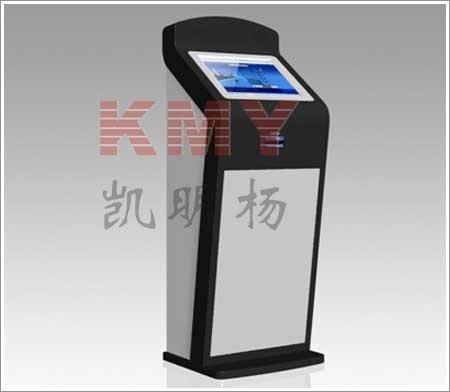Bankwachtrij interactieve betalingskiosk, munteenheid mobiele ladingkiosk