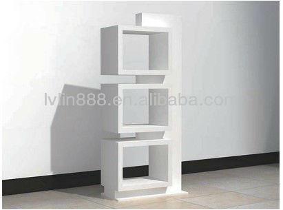 Wooden modern display living room showcase design buy - Modern showcase designs for living room ...