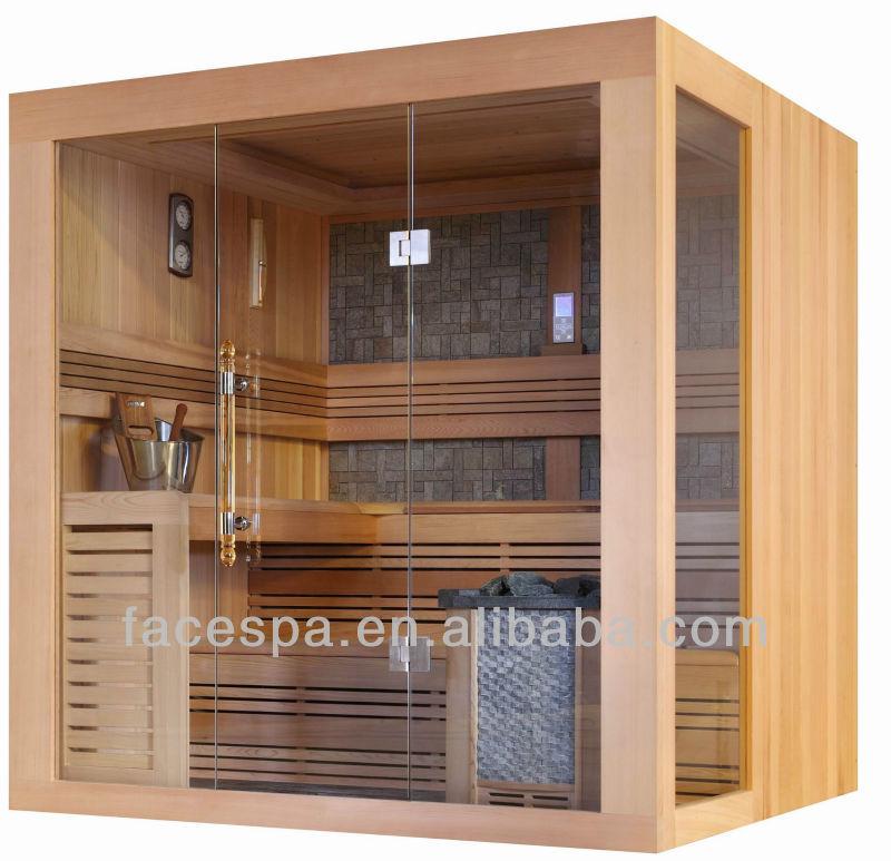 Sauna Shower Combination For 10 People 3 Meter Saunas