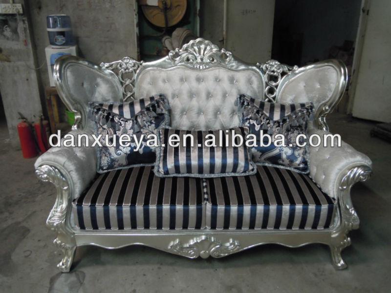 Traditional Victorian Fabric sofa Living Room Set by Homey Design. Traditional Victorian Fabric Sofa Living Room Set By Homey Design