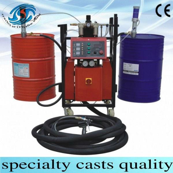 Polyurethane Machine Sy-a300 Spray Foam Insulation Machine ...