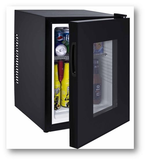 Home Appliance Mini Fridge Compact Hotel Room Refrigerator