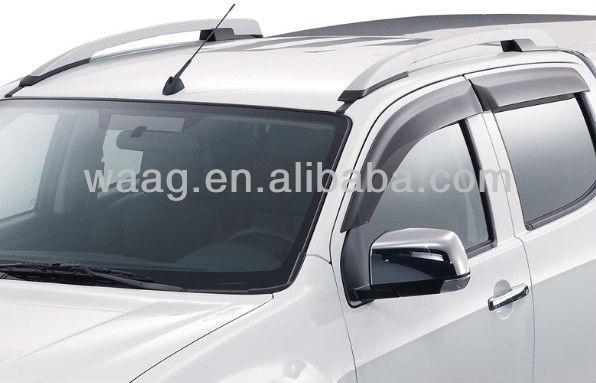 DMAX Car Roof Rack Roof Rail For D MAX 2012+ IZ81101