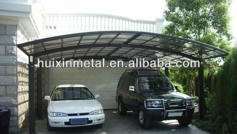 All aluminium polycarbonate canopy/garage carport designs & All Aluminium Polycarbonate Canopy/garage Carport Designs - Buy ...