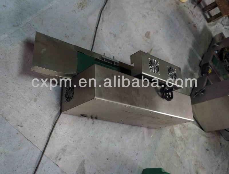 foil lid sealing machine