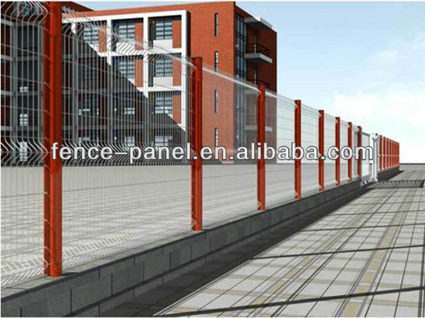 Heavy Gauge Welded Wire Fence/ 2x2 Galvanized Welded Wire Mesh For ...