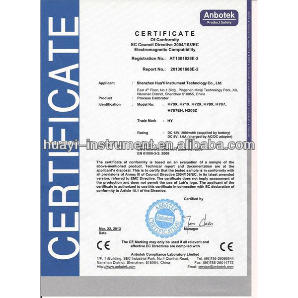 fluke 707 loop calibrator manual
