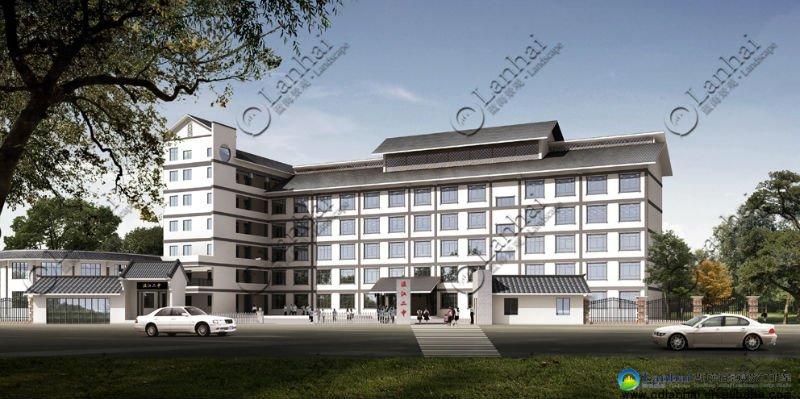 Architectural House Design School Building Plans