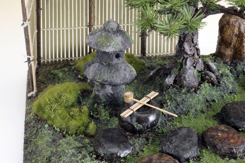 Miniature Japanese Garden In Kyoto Buy Japanese
