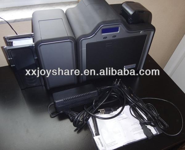 Fargo Hdp5000 Double Sides Plastic Pvc Id Card Printer ...