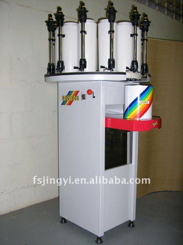 paint dispensing machine