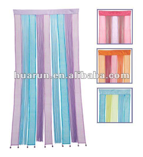 filo di organza tenda - buy product on alibaba