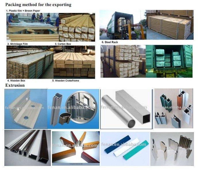 6063 Profiles Aluminum Pipe Manufacturer Aluminium Pipe