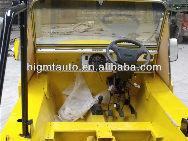 1000cc Engine Mini Jeep Mini Moke China Manufacturer