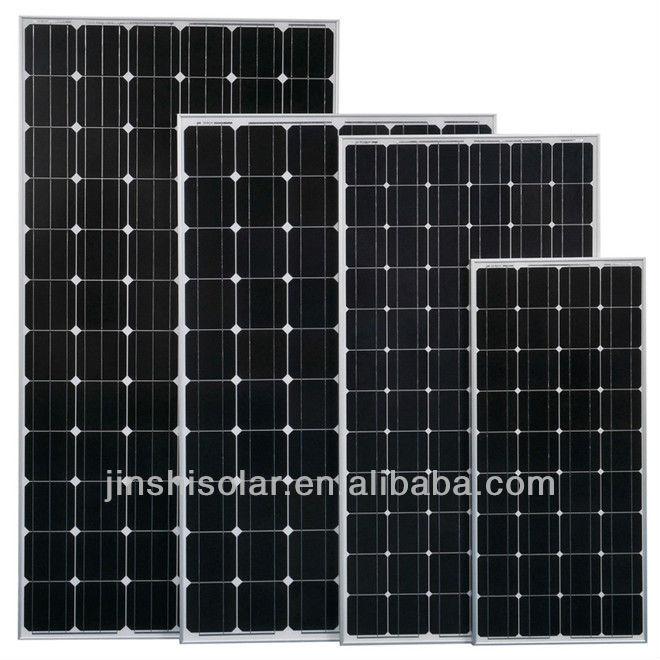 Certificated Tuv Pv Solar Module Mono Solar Panel View Pv