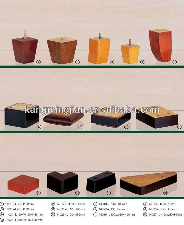 Kmj Wooden Furniture Legs Fashional Wood Sofa Legs Buy