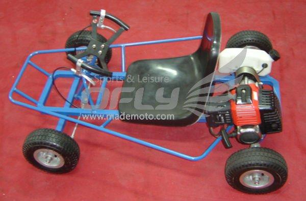 low price 43cc go kart frames
