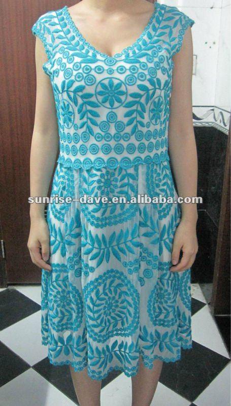 Crochet Irlandés Vestido De Encaje - Buy Crochet Irlandés Vestido De ...