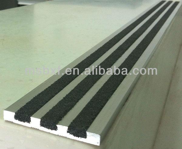Anti Slip Floor Paint Pvc Stair Nosing Heavy Duty