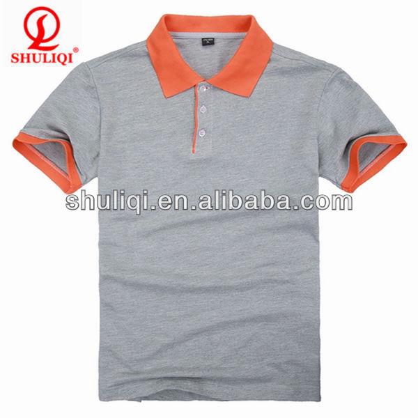China Factroy Custom Polo Shirts 100 Cotton Pique