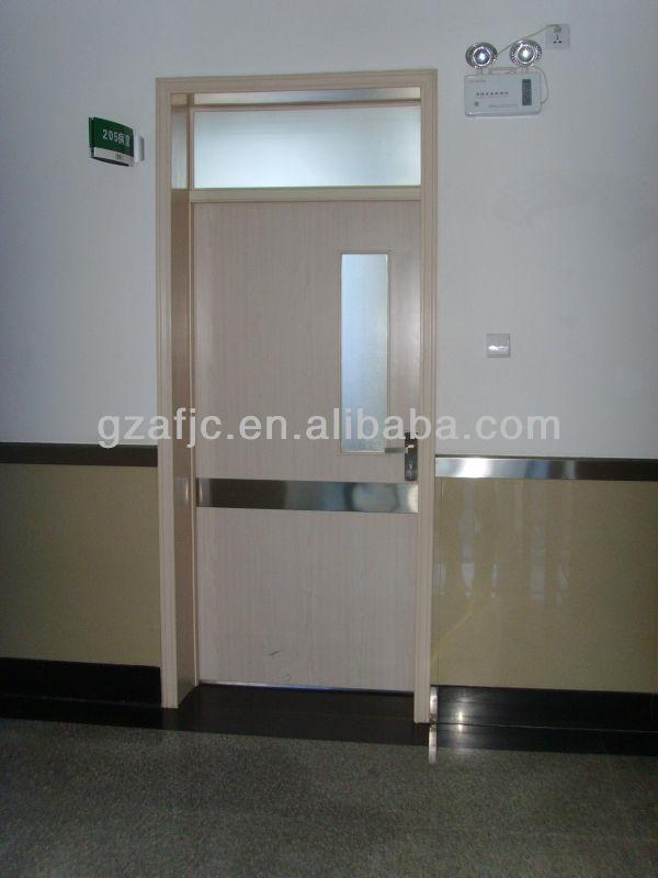 Hospital door interior doors