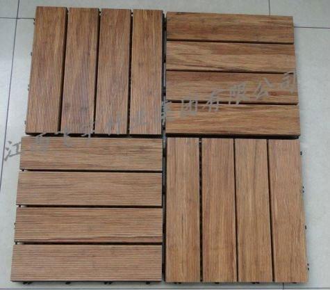 bamboo flooring in a bathroom | My Web Value