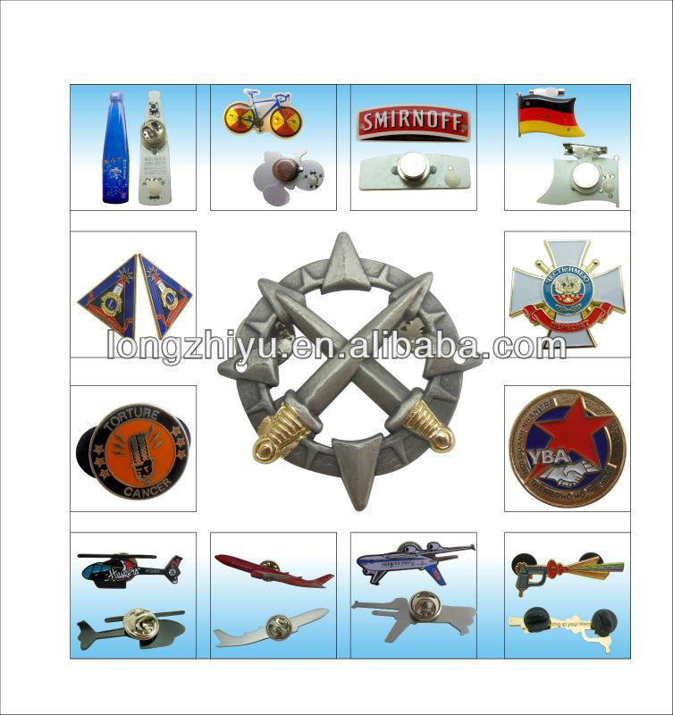 Unique China Custom Led Magnetic Star Badges,Flashing Magnet Pin ...