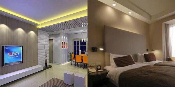 Indoor Led Lighting 5w Higher Lumens Led Spotlight Gu10