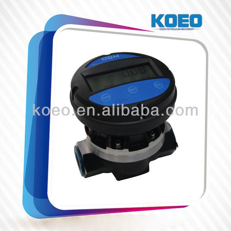 2014 New Selling Electric Fuel Pump Flow Meter,Gear Flowmeter - Buy ...