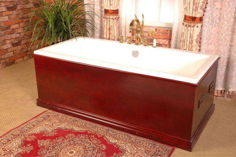 Vasca Da Bagno Rossa : Rosso vasche da bagno ferro vasca fabbrica della porcellana a buon