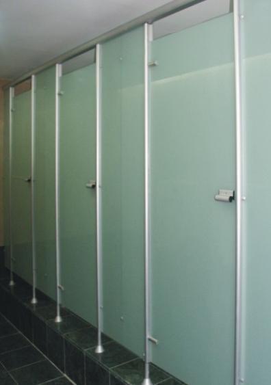 Halumm Toilet Cubicle Casino Toilet Partition Door Lock