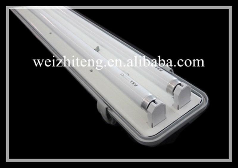 Ip65 T5 T8 Pc Outdoor Waterproof Suspended Fluorescent Light Fixtures Ce