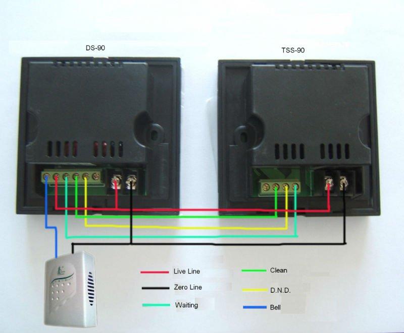 Orbita Supply Smart Hotel Switch-remote Light Switch For Hotel Using ...