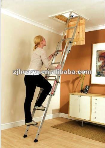 Electric Remote Control Loft Ladder En131 Bsci Buy