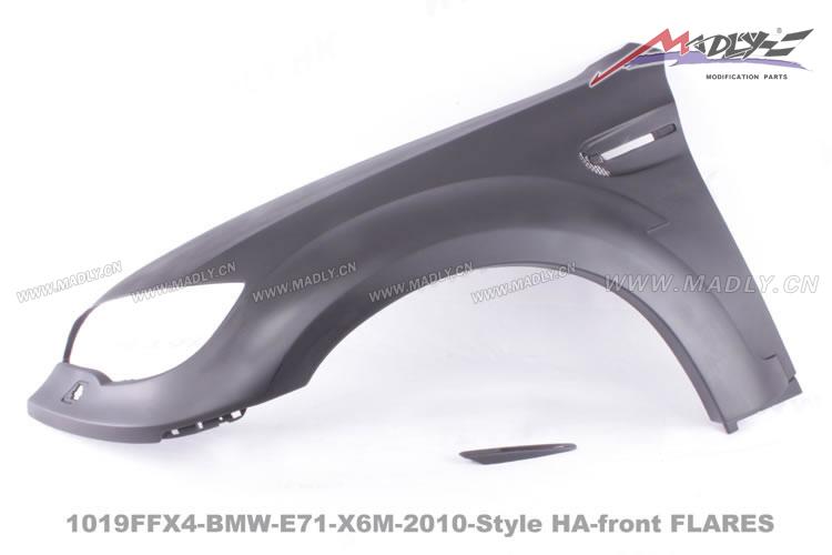 For Bmw X6 Auto Parts 2008 2013 E71 X6 X6m To Hm Body Kits